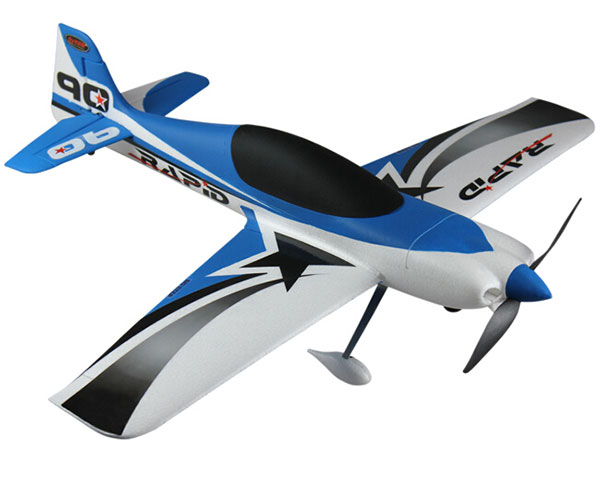 Самолет Dynam Rapid 635mm SRTF (GAVIN-6C) со стабилизацией