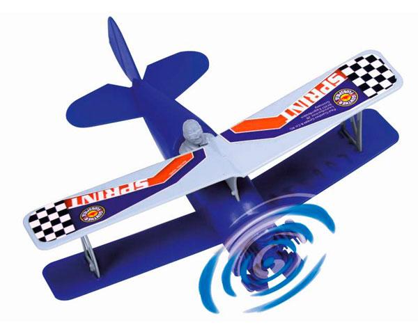 Самолет Paul Gunther Sprint с пусковой установкой