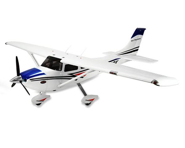 Самолет Dynam Cessna 182 Sky Trainer 1280mm SRTF (GAVIN-6C) со стабилизацией