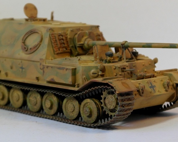 Сборная модель Звезда немецкая САУ «Фердинанд» 1:35 (подарочный набор)