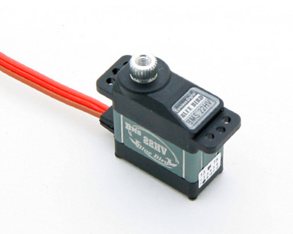 Сервопривод Bluebird BMS-22HV High Voltage Micro Servo (Metal Gear) 2.5kg / .05sec / 16g