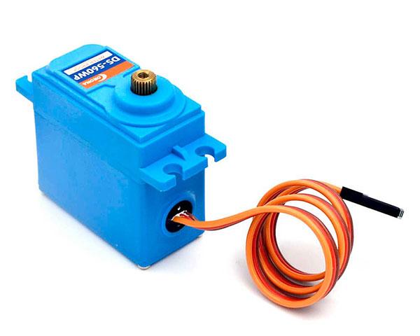 Сервопривод Corona DS560WP Digital High Voltage 15kg / 0.16sec / 64g (влагозащита)
