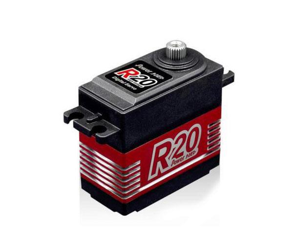 Цифровой сервопривод Power HD R20 HV 20 кг/0.085 с, стандарт, 60 г