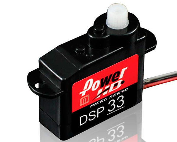 Сервопривод микро Power HD DSP33 0.3кг/0.09сек 2.9г цифровой