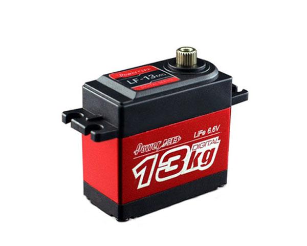 Сервопривод стандарт Power HD LF13MG 10.5кг/0.15сек 60г, цифровой