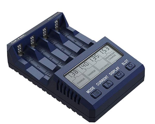 Зарядное устройство SkyRC NC1500 для AA/AAA аккумуляторов