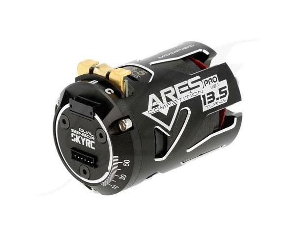 Электродвигатель SkyRC Ares Pro V2.1 MODIFIED 13.5T 2860KV
