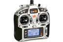 8х радиоуправление Spektrum DX8 DSMX Transmitter Only Mode2 (SPMR8800)
