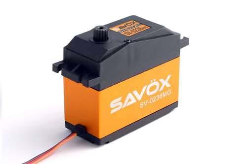 Сервопривод Savox SV-0236MG
