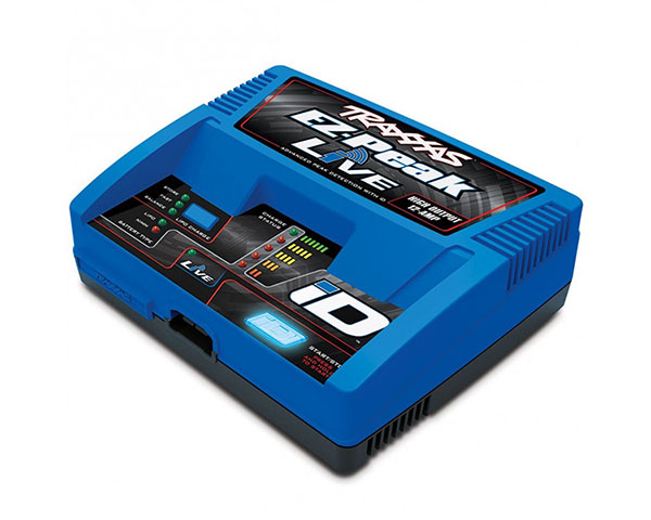 Зарядное устройство Traxxas EZ-Peak Live 100-240 В 12 А 100 Вт (2971)