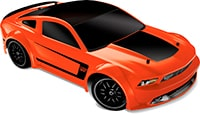 Traxxas Ford Mustang Boss