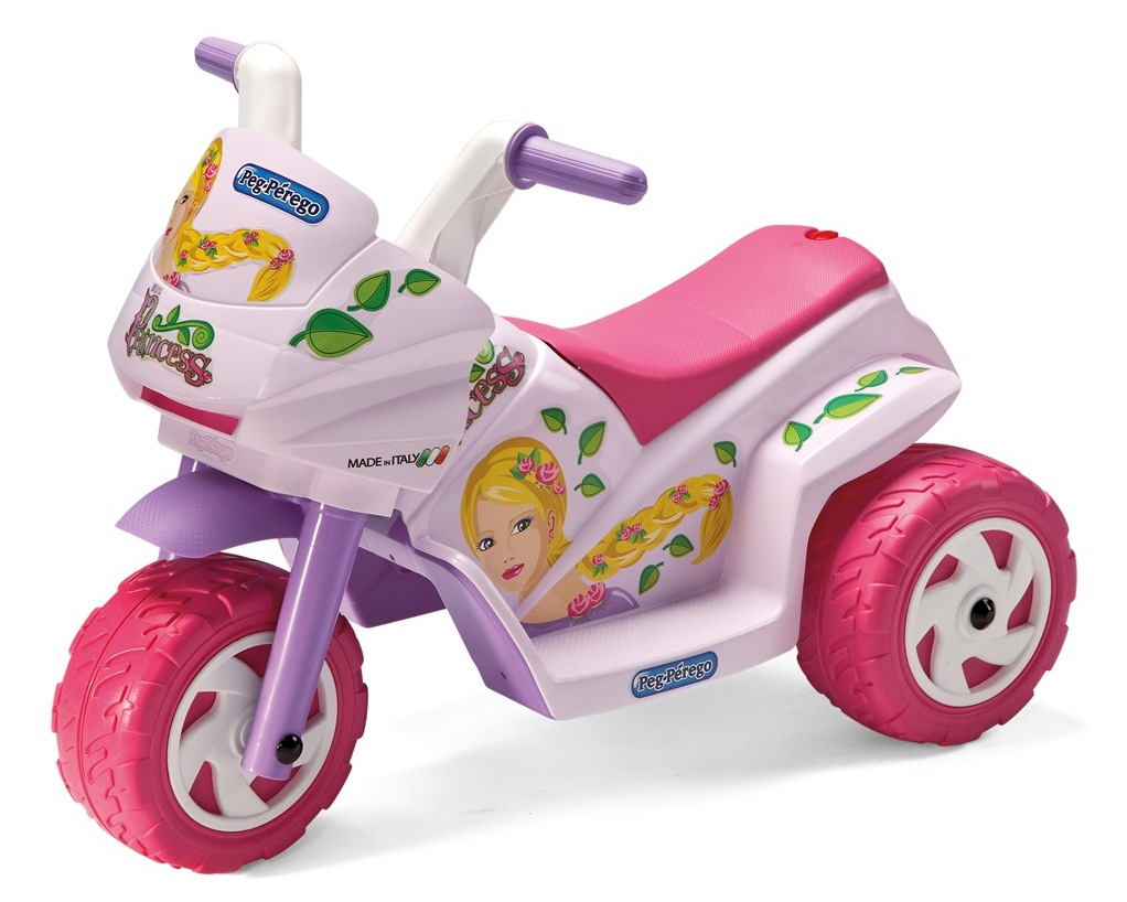 Трицикл Peg-Perego Mini Princess