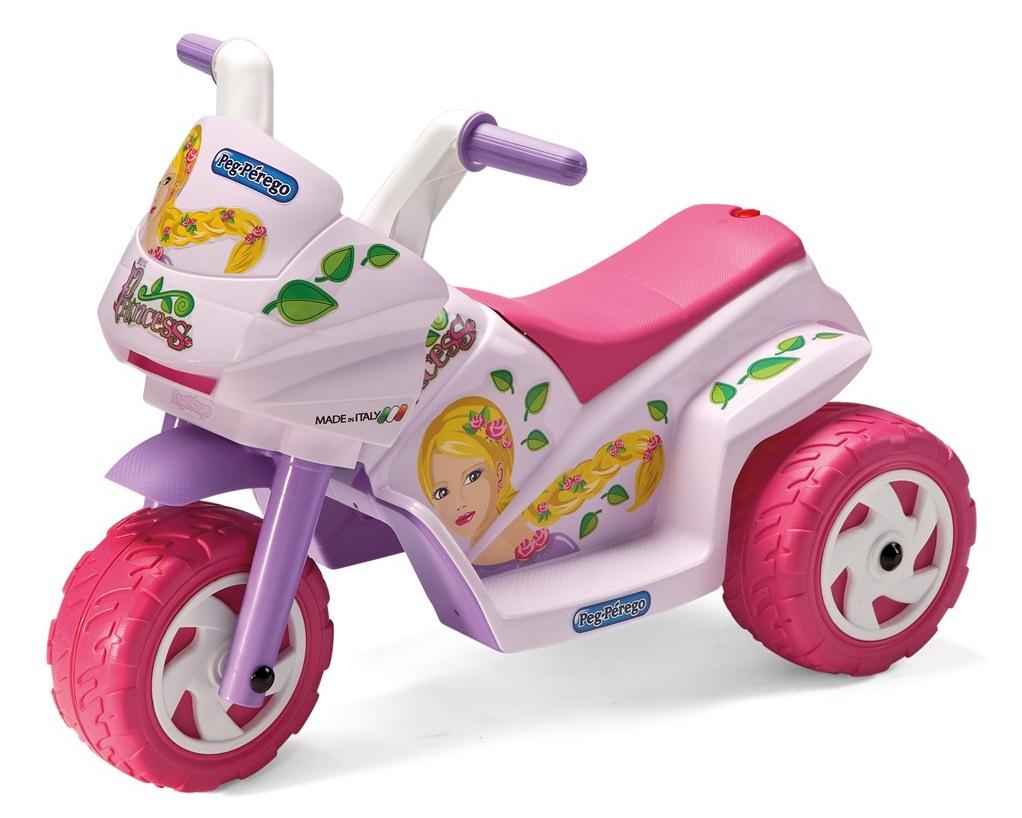Трицикл Peg-Perego Mini Princess