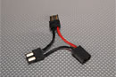 TRX plug battery harness for 2 packs in series (TRXplugseri)