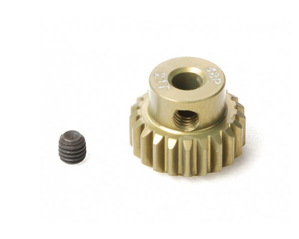 Шестерня Turnigy 21T 48DP 3.17mm Pinion Gear
