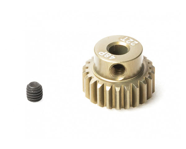 Шестерня Turnigy 22T 48DP 3.17mm Pinion Gear