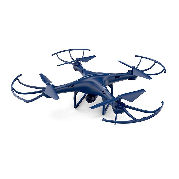 Квадрокоптер UDIRC U42W Petrel с WiFi HD камерой RTF синий