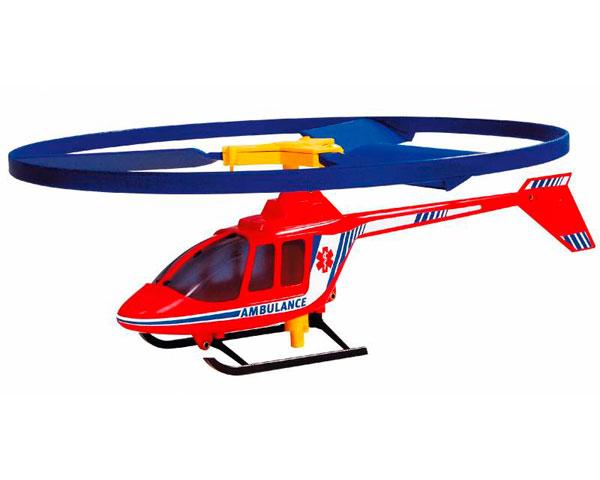 Вертолет Ambulance с пусковой установкой от Paul Guenter