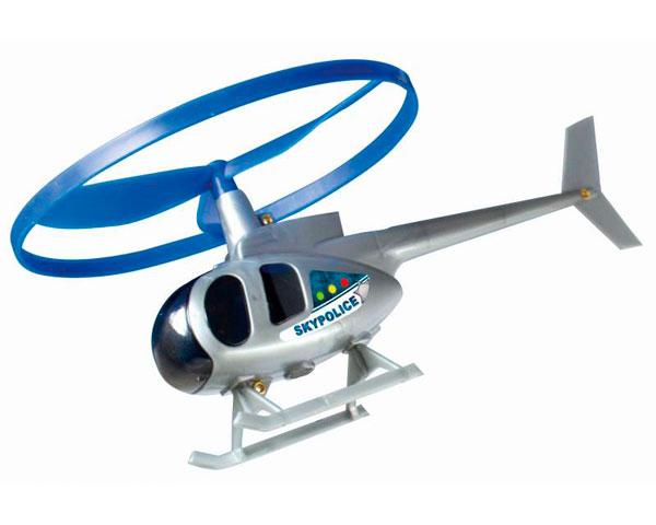 Вертолет SKY POLICE с пусковой установкой от Paul Gunther