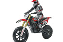 Мотоцикл VMX 450 RTR Dirtbike 1/4, 2.4 GHz Red (Venom, VNR0396)
