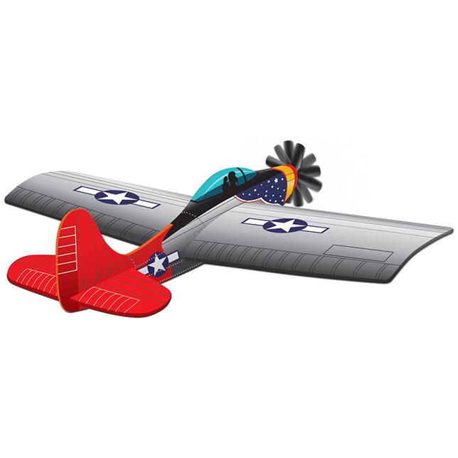 Воздушный змей Удар молнии WindnSun 1140 х 800 мм (71254)