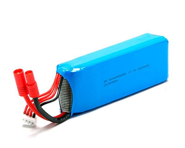 Аккумулятор Li-Po 11.1В 2200 mAh для Bayangtoys X16 GPS
