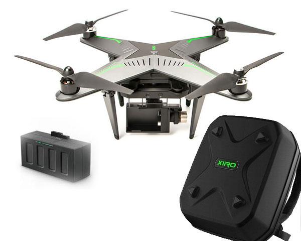 Квадрокоптер XIRO XPLORER G (для камер GoPro) + рюкзак и доп. аккумулятор