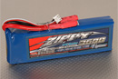 Аккумулятор 6.6V 3600mAh 2S2P 30C LiFePo4 Pack (Flightmax, Z36002S-30)