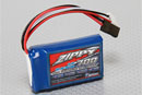 Аккумулятор 6.6V 700mAh 5C LiFePo4 Reciever Pack (Flightmax, Z7002S-5F)