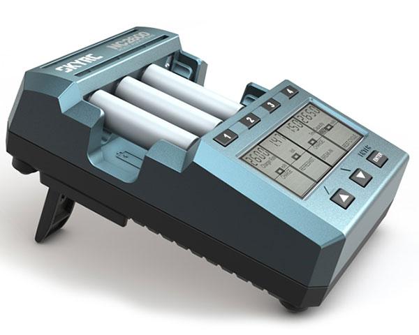 Зарядное устройство SkyRC NC2600 для AA/AAA аккумуляторов