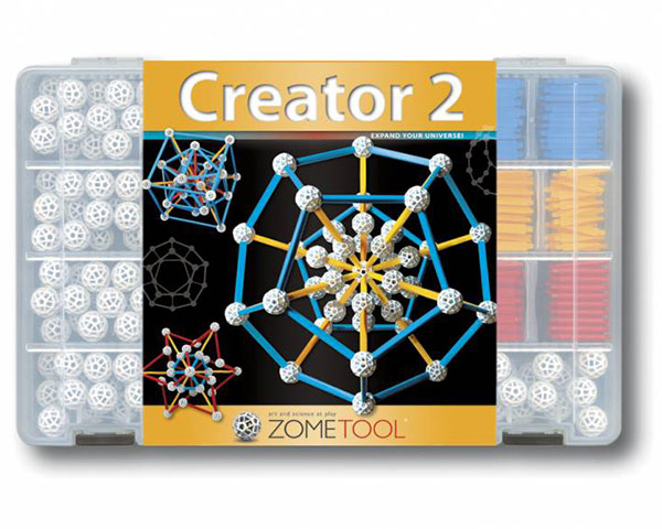 Конструктор ZomeTool Creator 2