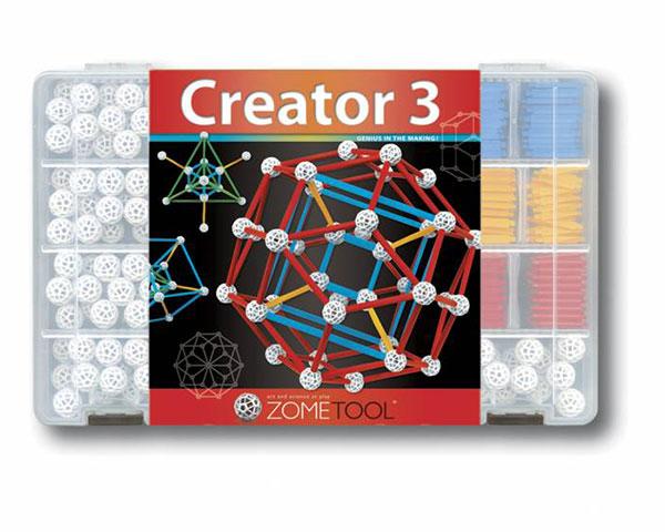 Конструктор ZomeTool Creator 3