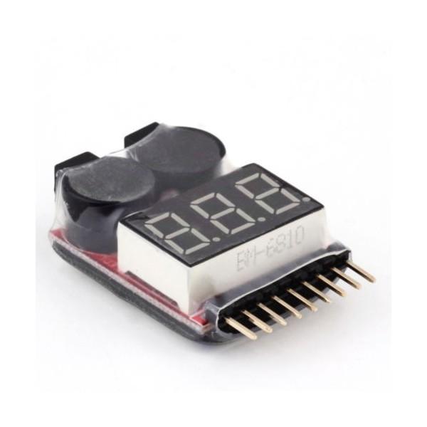 Бортовой индикатор разряда батареи (1-8S) 206000020-0
