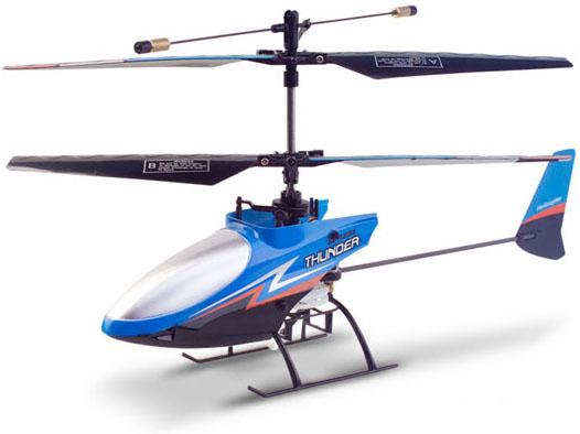мини вертолёт соосной