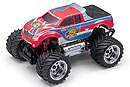 MINI-Z Monster Mad Force 2WD, 1:24, электро, красная, L=170мм (Kyosho, 30081T6)