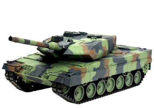 Радиоуправляемые модели танков